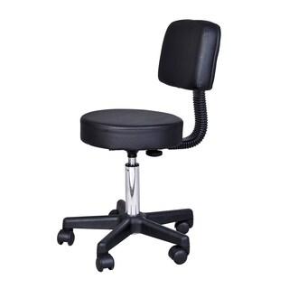 HomCom Adjustable Swivel Salon and Massage Stool