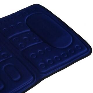 Soozier Ten Motor Heated Vibration Massage Plush Mat