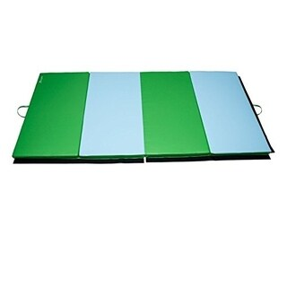 Soozier PU Leather Tumbling Gymnastics Mat
