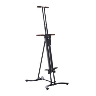 Soozier Steel Vertical Stair Climber Exercise Machine - Black|https://ak1.ostkcdn.com/images/products/18013016/P24182631.jpg?impolicy=medium