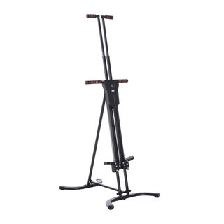 Soozier Steel Vertical Stair Climber Exercise Machine - Black