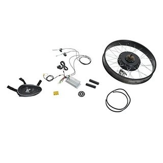Aosom Front Wheel 48V 1000W Electric Battery Powered Bike Motor Conversion Kit