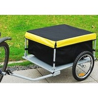 Rubber Bike Trailers