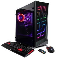 CYBERPOWERPC Gamer Xtreme GXi10862OPT w/ Intel i5+ 8400 2.8GHz Gaming Computer