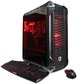 CYBERPOWERPC Gamer Xtreme GXi10980CPG w/ Intel i7-8700K 3.7GHz Gaming Computer