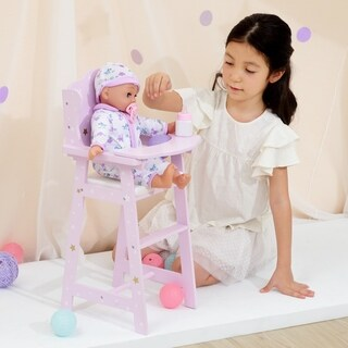 Olivia's Little World - Twinkle Stars High Chair