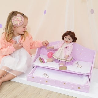 Olivia's Little World - Twinkle Stars Trundle Bed