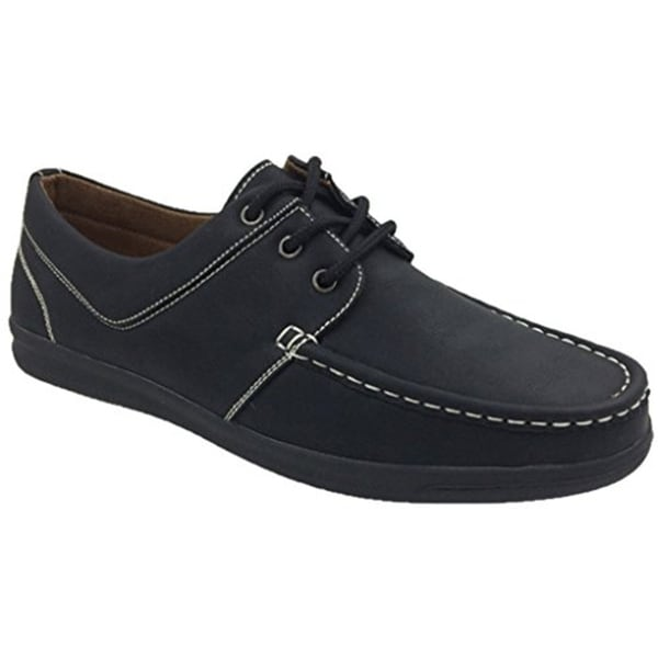 Shop Andrew Fezza Loafers Boat Shoes-AF-1967 - Free Shipping On ... 10020c948811