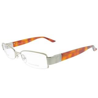 Dior Rectangle 3743 IIR Women Light Gold Havana Frame Eyeglasses