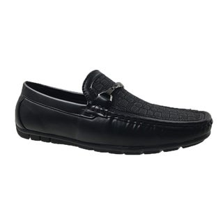 Mecca Mens Slip-On Loafer Driver Shoes-ME-4102