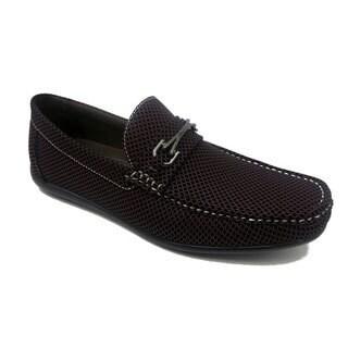 Mecca Mens Slip-On Loafer Driver Shoes-ME-3004