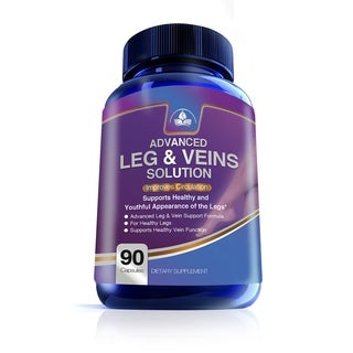 Circulation & Vein Solution for Healthy Legs (90 Capsules)
