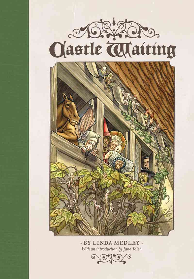 Castle Waiting (Hardcover)