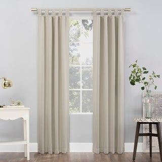 Lovely Grey Tab top Curtains