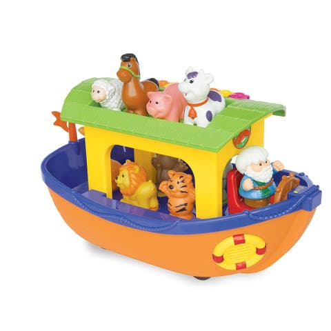 Kiddieland Fun n' Play Noah's Ark Play Set