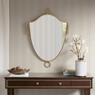 Madison Park Signature Majestic Gold Decorative Mirror