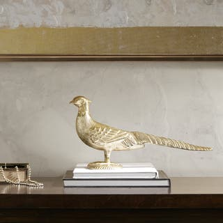Madison Park Signature Quail Gold Tabletop Decor - Large|https://ak1.ostkcdn.com/images/products/18016128/P24185332.jpg?impolicy=medium
