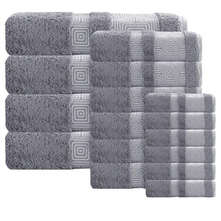 Becky Towel Set (Set Of 16)