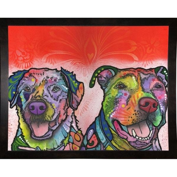 "Bonner Brinson Framed Print 21.25""x27.25"" by Dean Russo"