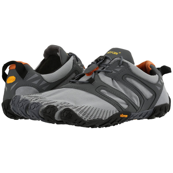 Vibram FiveFingers V-Trail - 17M6902 - Grey / Black / Orange