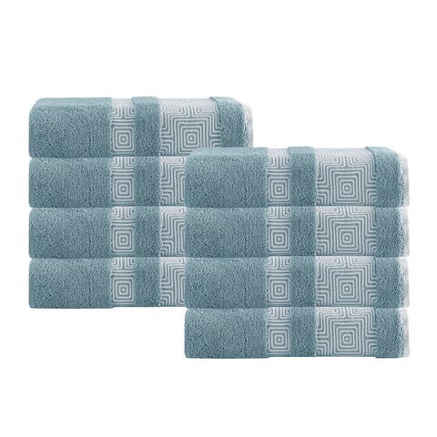 Becky Wash Towels (Set Of 8)