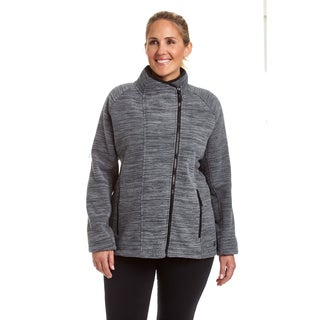 Champion Women's Plus Sherpa Lined Fleece Jacket