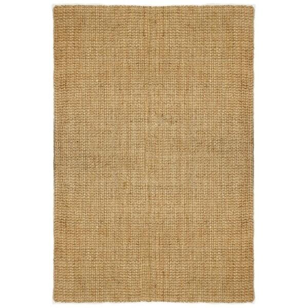 Fab Habitat Essentials: Ranier Weave Jute Rug - Jute