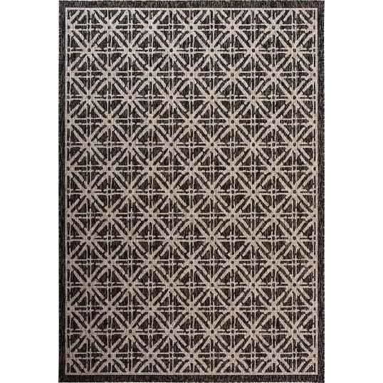 Fab Habitat Essentials Indoor/Outdoor Weather Resistant Floor Mat/Rug Cambridge - Diamond