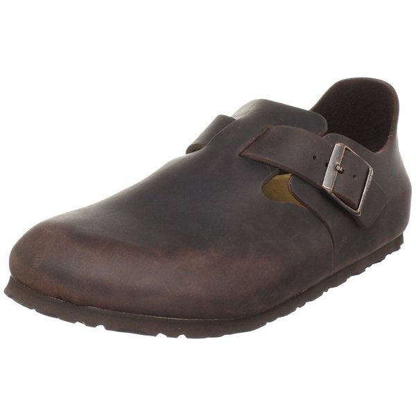 9b2aa832a Shop Birkenstock Men's London Clog Size 42 - Free Shipping Today ...