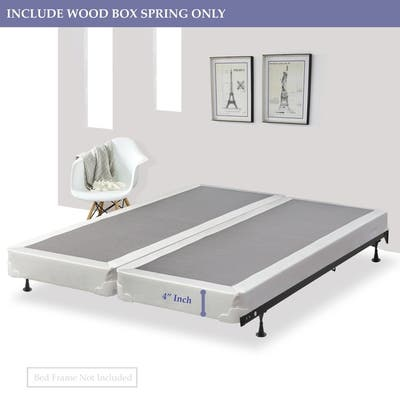 Buy California King Size Box Spring Frames Online At Overstock