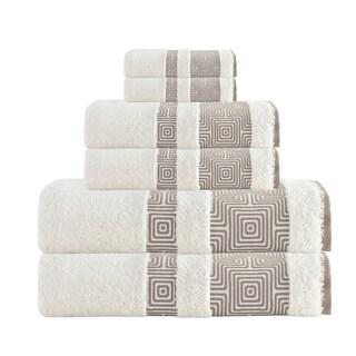 Becky Towel Set (Set Of 6)