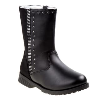 Josmo girl boots w/stud detail|https://ak1.ostkcdn.com/images/products/18016464/P24185536.jpg?impolicy=medium