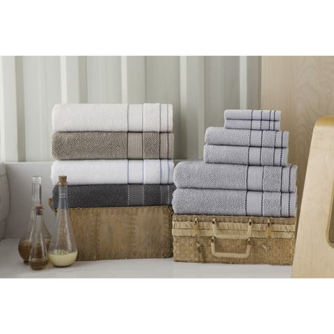 Monroe Wash Towels (Set Of 8)