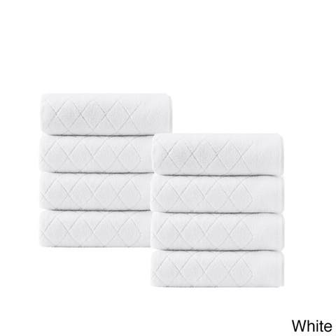 Gracious Wash Towels (Set Of 8)
