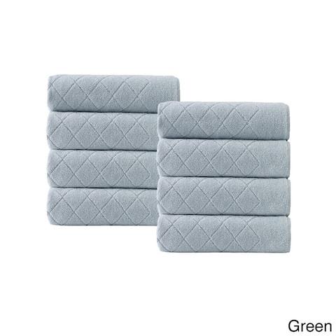 Gracious Wash Towels (Set Of 8)