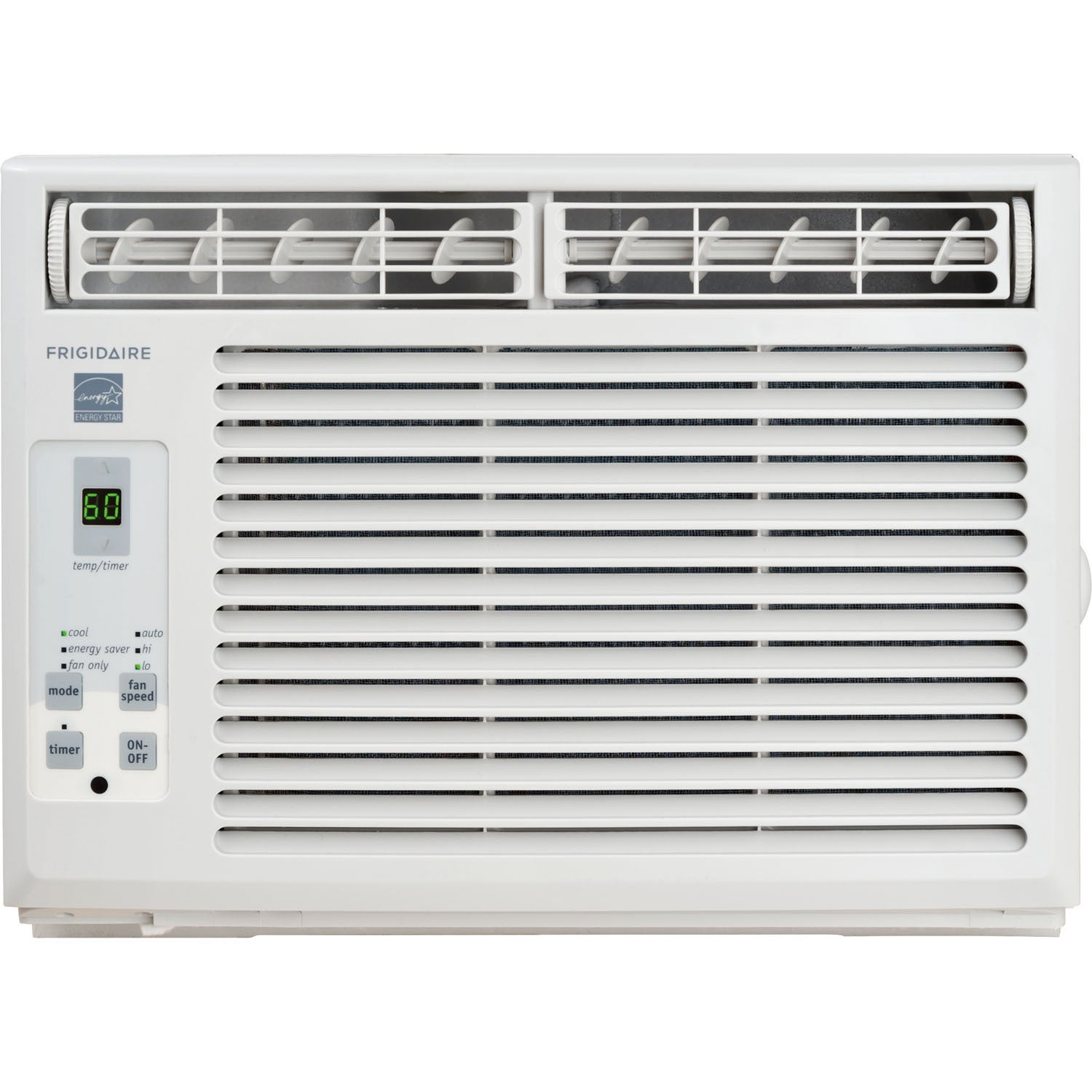 Frigidaire White FFRE0533S1 5,000 BTU 115V Window-Mounted...