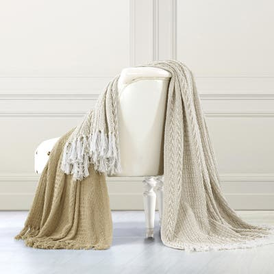 Modern Threads Batik 100-Percent Cotton 2 Pack Throw Blanket