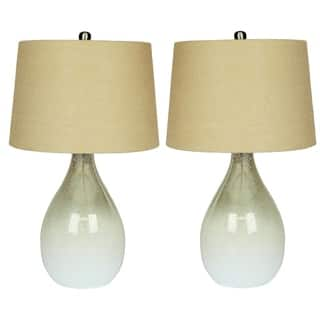 Daliana Set of 2 Mercury Glass Table Lamp Set - 24 inches Height|https://ak1.ostkcdn.com/images/products/18016801/P24185892.jpg?impolicy=medium