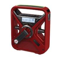 Eton  American Red Cross Dynamo Solar Crank Radio