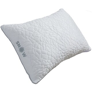 Protect-A-Bed SNOW SIDE SLEEPER Pillow - White