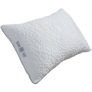 Protect-A-Bed SNOW BACK SLEEPER Pillow - White
