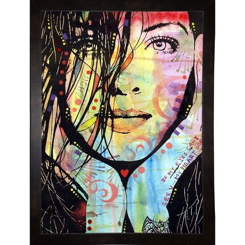 """My Eyes Cant See U Framed Print 11""""x8"""" by Dean Russo"""