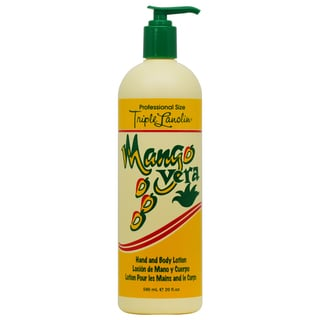 Triple Lanolin 20-ounce Mango Vera Hand and Body Lotion