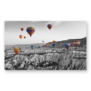 Benjamin Parker 'Balloons' 30x50-inch Giclee Wall Art