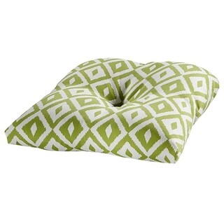 Aztec Verde Outdoor Chair Cushion