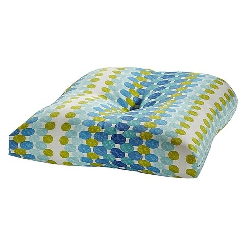 Tetris Ocean Outdoor Chair Cushion