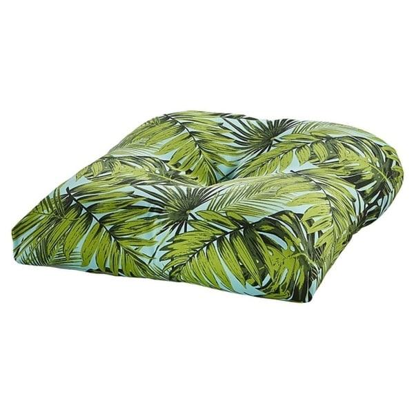 Shop Tropica Aruba Outdoor Chair Cushion Free Shipping On Orders