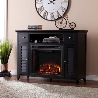 Harper Blvd Galena 3-in-1 Media Fireplace Console