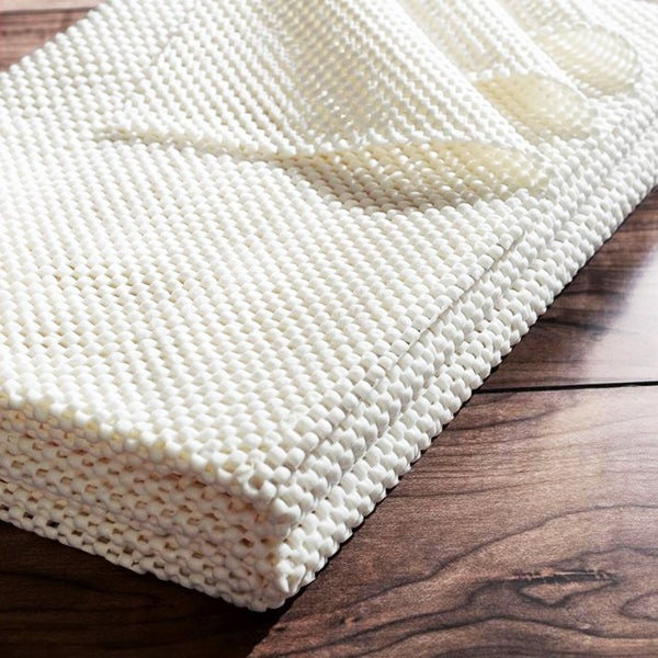 Strong & Durable Cushioned Rug Pad For Indoor Rug - 5' x 7'