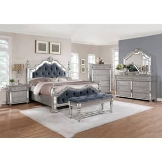 Best Quality Furniture Glam Grey 4-piece Bedroom Set|https://ak1.ostkcdn.com/images/products/18017648/P24186624.jpg?impolicy=medium